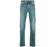 Klassische Jeans mit schmaler Passform