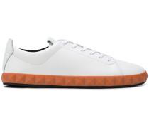 Sneakers mit genoppter Sohle