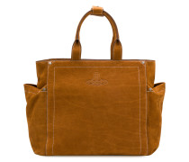 large pocket tote bag
