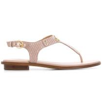 Sandalen im Netz-Look