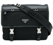 nylon clip satchel