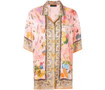 Hemd mit lockerem Schnitt
