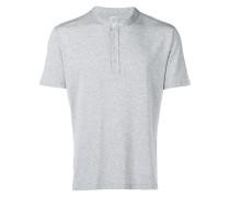 Klassisches Henley-Shirt