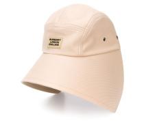 Hauben-Kappe mit Logo