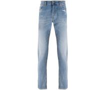 Tepphar high-rise slim-fit jeans
