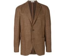 classic single-breasted blazer