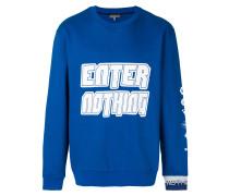 'Enter Nothing' Sweatshirt