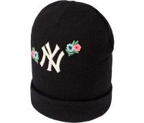 Mütze mit Patch