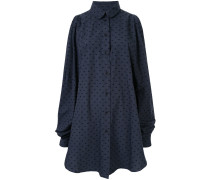 'Bumble' Kleid mit Cold-Shoulder