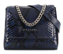 Mini Handtasche mit Python-Effekt