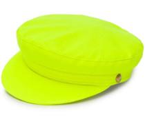 Neonfarbene Schiffermütze