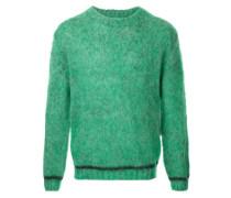 Pullover mit gestreiften Details