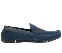 Loafer mit Logo-Riemen