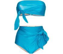 'Vishy' Bandeau-Bikini