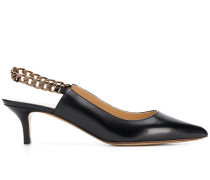 Pumps mit Kettendetail