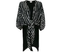 'Neri' Kimono-Oberteil mit Pailletten