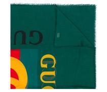 Schal mit -Logo