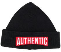 """Mütze mit """"Authentic""""-Patch"""