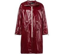 Ensel long waterproof coat