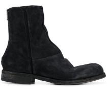 back zip detail boots