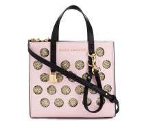 Mini 'Grind' Lurex-Handtasche