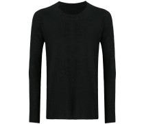 'Arched' Pullover