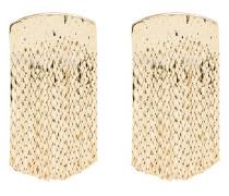 Einzelner vergoldeter Ohrring