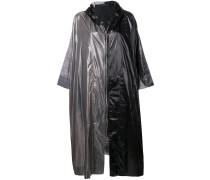 loose oversized coat