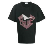 Weites T-Shirt mit Logo