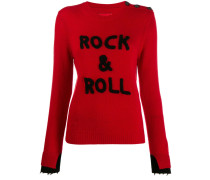 'Rock 'n' Roll' Pullover