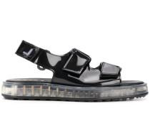 'Air' Sandalen mit Klettverschluss