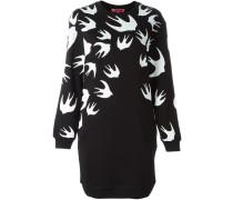 "Sweatshirtkleid mit ""Swallow""-Print"