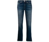 'Roxanne' Cropped-Jeans