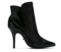 S0425800530006 BLACK Leather/Fur/Exotic Skins->Leather
