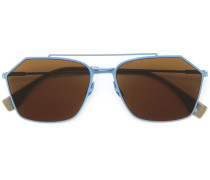 'Pentagon' Pilotenbrille