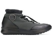High-Top-Sneakers mit Zugverschluss