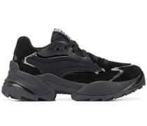 'Extreme' Sneakers mit Lackeinsätzen