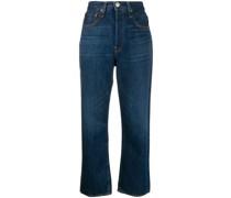 'Maya' Cropped-Jeans