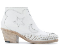 Solstice studded ankle boots