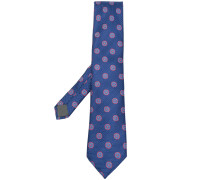 classic print tie
