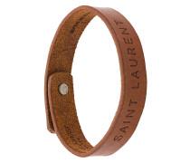 Armband mit graviertem Logo