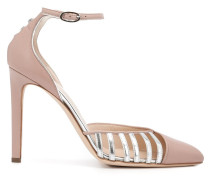 'Amaryllis' Pumps mit Cut-Outs