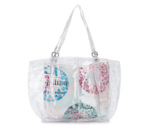 two piece tote