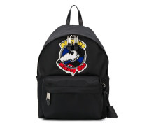 Mickey Rat patch backpack
