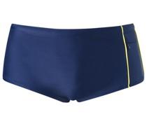 side pocket swim trunk