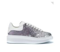 Oversize glitter sneakers