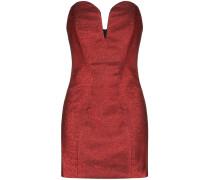 Schulterfreies 'Jessica' Minikleid