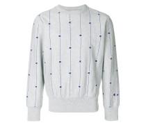 logo print sweatshirt