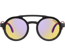 Runde Pilotenbrille