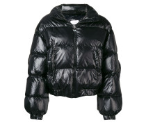 """Logomania"" puff down jacket"
